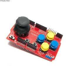 Campatible Arduino Joystick Shield-con NOKIA 5110 & NRF24L01 interfacce