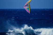 568092 High Jump To Prepare A Loop Hookipa Dave Kalama A4 Photo Print
