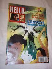 """REVUE BD """"HELLO BEDE no 16"""" (1990) EDIT. DU LOMBARD / BLAKE ET MORTIMER"""