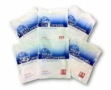 Best Cold Bag, Instant Cold Compress for Pain & Swelling Relief - 6 Ice Packs