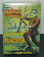 Monsters of the Movies  Frankenstein Plastic Model Kit Revell 1999, SEALED MIB