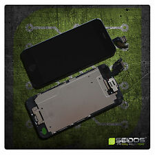 Display LCD für iPhone 6 RETINA Glas VORMONTIERT Komplett Front SCHWARZ - BLACK