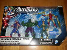 Marvel Universe - AVENGERS Movie 3.75 inch box set - WALMART Exclusive