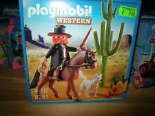 Playmobil Western Marshall mit Pferd Nr.5251 Alter 4-10 OVP