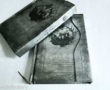 Harry Potter hard cover notebook blank diary planner travel journal note book AU