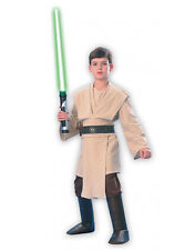 """Star Wars Kids Jedi Costume Style 2, Med, Age 5-7, HEIGHT 4' 2"""" - 4' 6"""""""