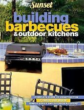 Sunset Building Barbecues & Outdoor Kitchens Construction Planning Design Book