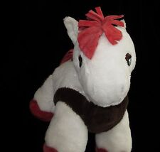 Lucky Baby Kimberly Gee Brown White Red Horse Lil Howdy Pepper Pony Plush Toy