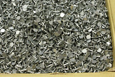 Pack of 100 , 13mm,  Felt Clout  Nails, Shed Roof, Repair,  Galvanised