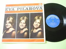 EVA PILAROVA – fascinating Czech star, fem voc LP