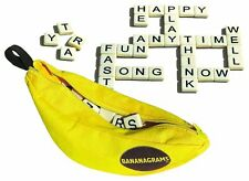 NEW Bananagrams ~ crossword word tile ~ anagram game that will drive you bananas