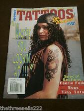 TATTOOS FOR WOMEN #12 - FAERIE FOLK - 1995