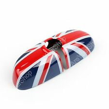 Union Jack Flag Rear View Mirror Cover Housing For 2014~ BMW MINI Cooper F56 F55