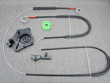 SEAT IBIZA WINDOW REGULATOR REPAIR PARTS KIT FRONT LEFT/NSF UK PASSENGER SIDE