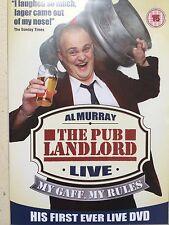Al Murray - El Pub Landlord - My Gaff, My Rules ~ Monólogos ~ GB DVD