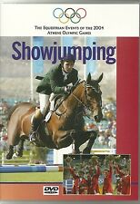 THE EQUESTRIAN EVENTS OF THE 2004 ATHENS OLYMPIC GAMES - SHOWJUMPING DVD