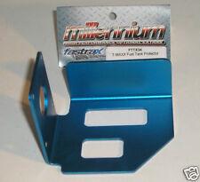 Fttx34 Fastrax Azul Aluminio Tanque De Combustible Protector Protector Para: Traxxas T-maxx, Nuevo