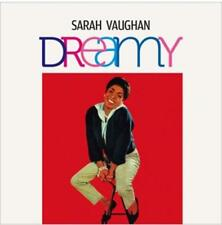 Dreamy+The Divine One+2 Bonus Tracks von Sarah Vaughan (2015), Neu OVP, CD