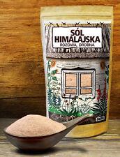Himalayan Pink Salt 1kg - Pure and Naturally Organic Food Grade Fine Salt
