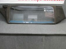1965 - 1970 Full Size GM Rear Glass and Vinyl Trim Cadillac Chevy