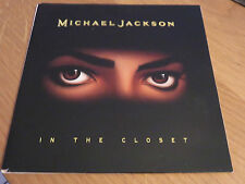 MICHAEL JACKSON IN THE CLOSET DUTCH PICTURE SLEEVE EPIC 657934 7