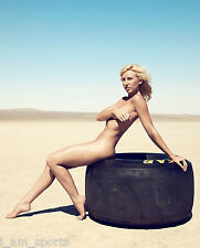 COURTNEY FORCE HOT SEXY NHRA DRAG RACING DRIVER 8x10 PHOTO