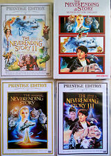 THE NEVERENDING STORY TRILOGY 1-3 [DVD '0' PAL] Classic Family Adventure Fantasy
