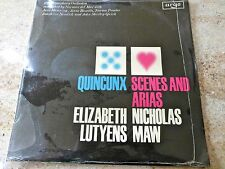 Quincunx Nicholas Maw BBC Symphony Orchestra ARGO ZRG 622 NEW UNOPPENED
