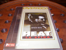 Heat. La sfida (1995)  Editoriale Dvd ..... Nuovo