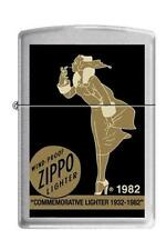 Zippo 200 Windy Varga Wind-Proof RARE Lighter