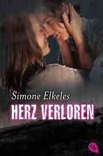 Simone Elkeles - Herz verloren - Großformat - UNGELESEN