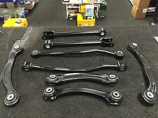 CHRYSLER 300C REAR LATERAL TRACK TRANSVERSE CONTROL ARM UPPER LOWER KIT 8 PCS