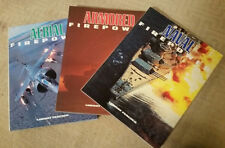 US FIREPOWER Great Gift! 3-Book Boxed Set Ground/Air/Naval Warfare Photos + More