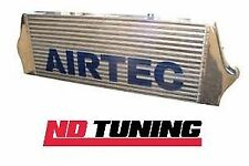 Mk2 Ford Focus ST Intercooler Airtec Gen3 Silver Finish ST225 Intercooler