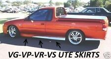 COMMODORE UTE VG-VP-VR-VS SIDE SKIRTS