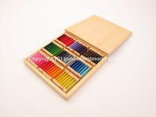 NEW Montessori Sensorial Material - Color Tablets Box 3