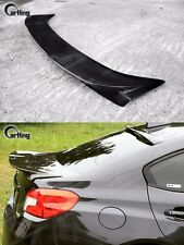 *CARKING* 2015+ UNPAINTED for SUBARU WRX SEDAN TRD style TRUNK BOOT SPOILER PU