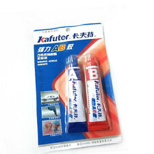 New 2x Two-Component Modified Acrylate Adhesive Quick Dry Glue