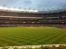 2 Toronto Blue Jays New York Yankees 5/3 Tickets 3rd ROW Sec 236 Yankee Stadium