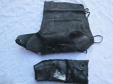 NBC Overboots MK4, ABC Protection boots, black,Gr.Medium, dated August/1994