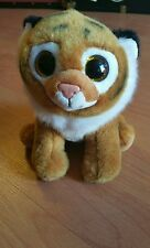 Ty Tiggs the Tiger Beanie Baby - Brown Tiger no tag