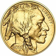 2016 Gold Buffalo 1oz BU
