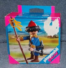 PLAYMOBIL SPECIAL COSSACK SOLDIER FIGURE SET #4683