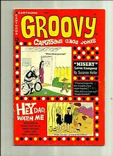 GROOVY #2  1968 MARVEL/ATLAS COMICS  SILVER AGE HUMOR COMIC BOOK  VG/FN