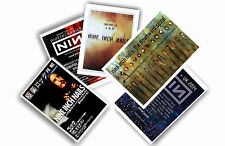 NINE INCH NAILS - SET OF 5 A4 POSTERS # 1