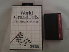 JUEGO SEGA MASTER SYSTEM WORLD GRAND PRIX PAL