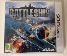 BATTLESHIP per Nintendo 3DS ACTIVISION VIDEO GAME BRAND NEW FACTORY SEALED