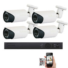 Sony Cmos 8Ch H.264 Network NVR 1920P 5MP ONVIF PoE IP Security Camera System 2T