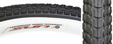 26x2.125 Sun Cruiser Balloon Bike Bicycle Tire White Wall 2 Tires & Tubes 60155