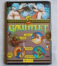 GAUNTLET -  The Arcade Sensation Commodore 64 / 128 - Spiel